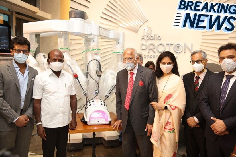 Apollo proton cancer centre launched india's first site-specific oncology program