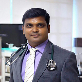 Dr Vadivelu Dm MEdical Gastro